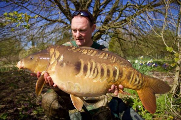 Tiger Fish 27lb 12oz